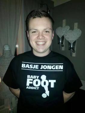 Basje Jongen