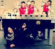 Equipe féminine Suisse